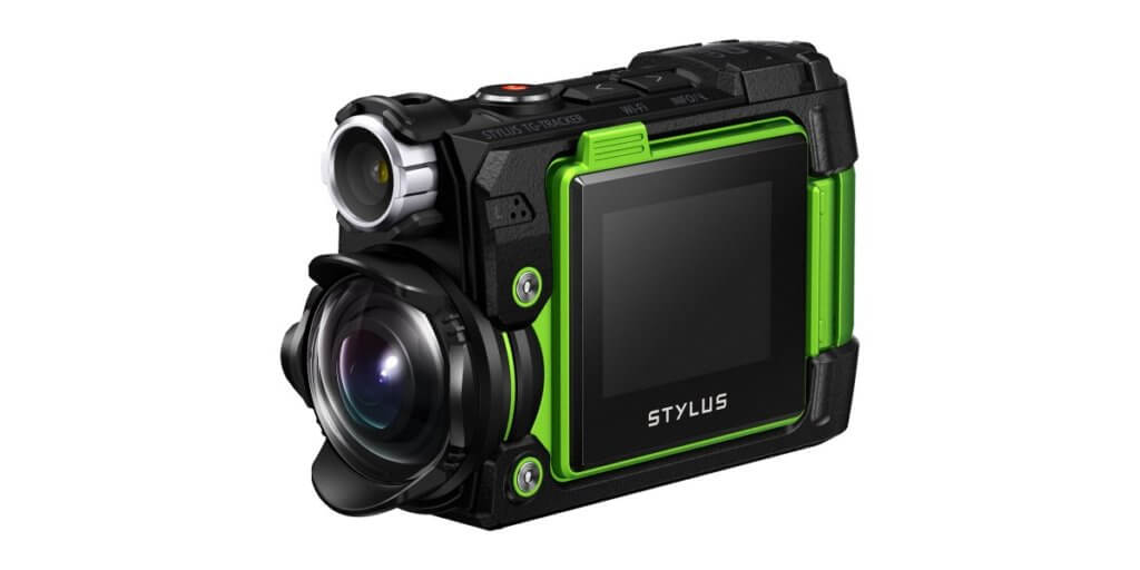 Olympus Innovates the Action Camera with TG-Tracker 1