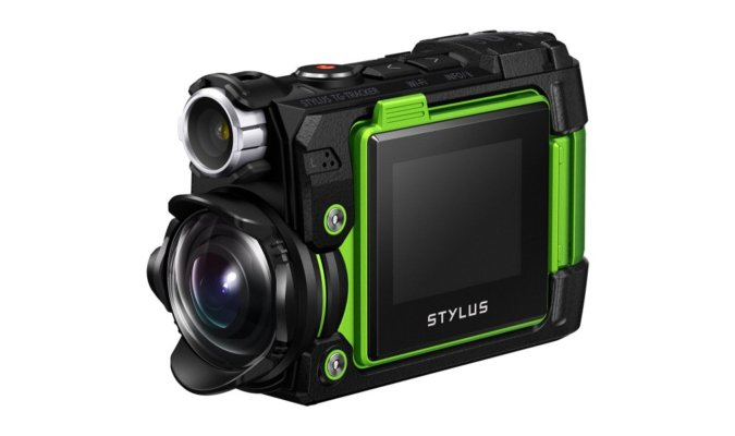 Olympus Innovates the Action Camera with TG-Tracker 24