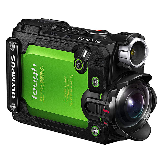 Olympus Innovates the Action Camera with TG-Tracker 2