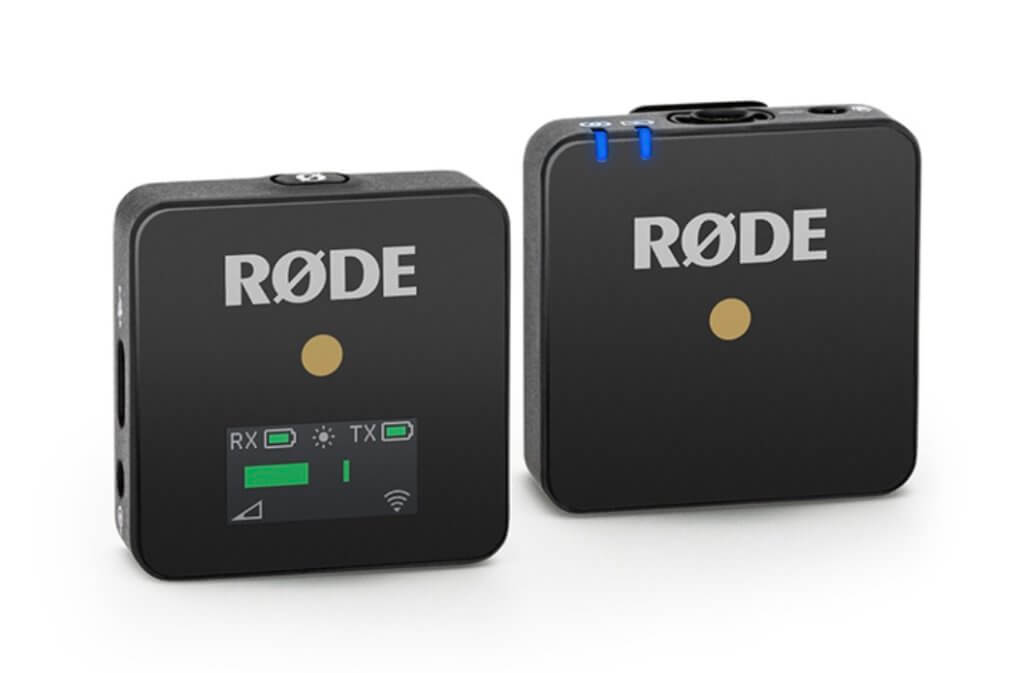 Rode Launches Wireless GO Compact Microphone System, the Most Versatile of Its Kind 1
