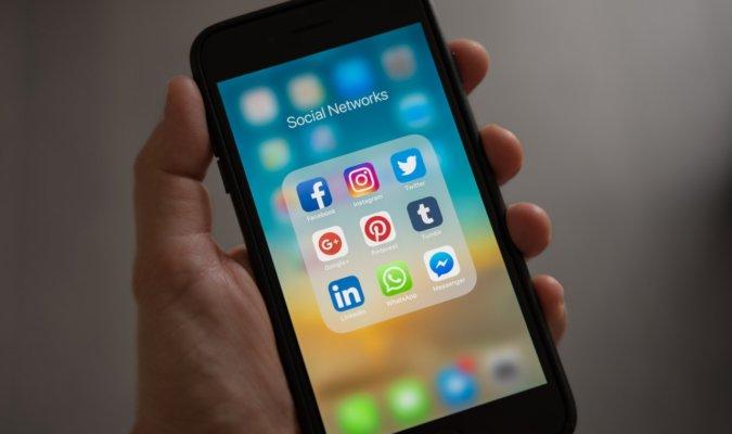 Social Media Symbols Image