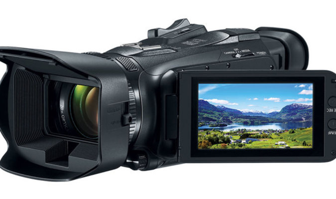 Canon Doubles Down on Its Consumer Camcorders With New Vixia 4K Options 6