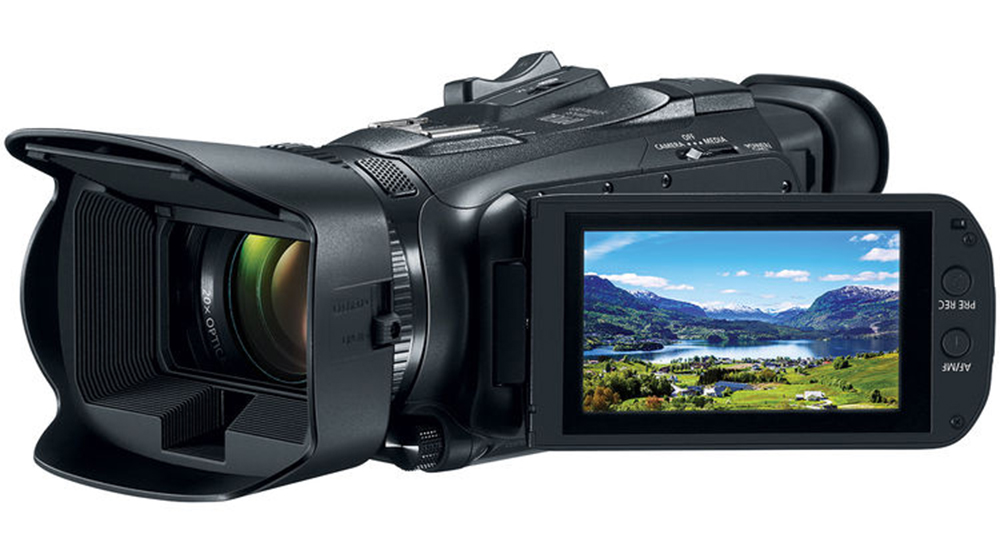 Canon Doubles Down on Its Consumer Camcorders With New Vixia 4K Options 1