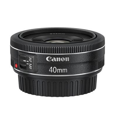 Canon EF 40mm f/2.8 STM Image 2