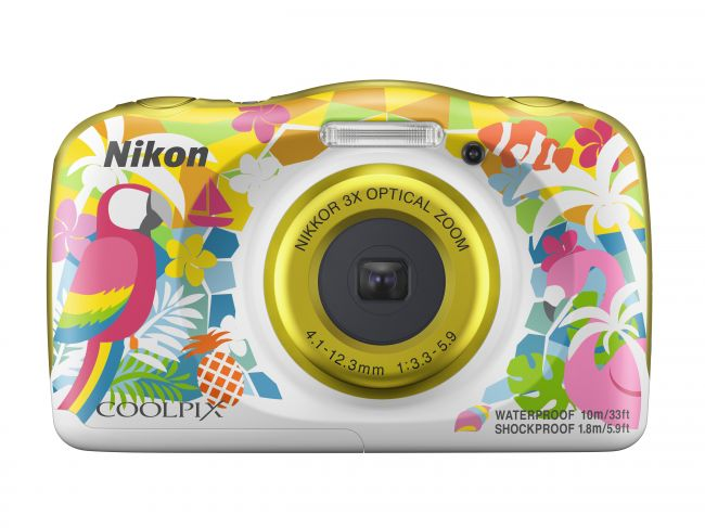 Nikon Releases Affordable Waterproof Coolpix W150 Camera 5