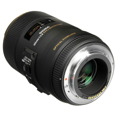 Sigma Macro 105mm f/2.8 EX DG OS HSM Image 2