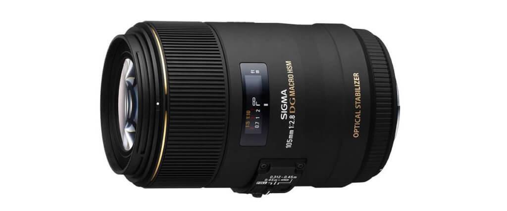 Sigma Macro 105mm f/2.8 EX DG OS HSM Image