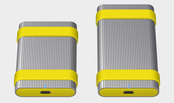 Sony Introduces the SL-C & SL-M: Waterproof External SSD Hard Drive 74