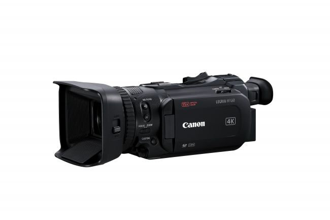 Canon Doubles Down on Its Consumer Camcorders With New Vixia 4K Options 3