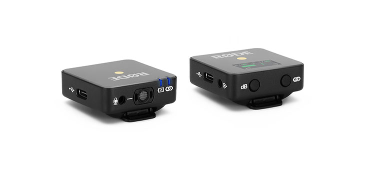 Rode Launches Wireless GO Compact Microphone System, the Most Versatile of Its Kind 3