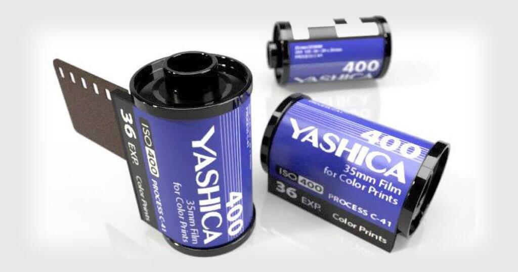 Yashica About to Launch 35mm Film, Photographers Uninterested 1