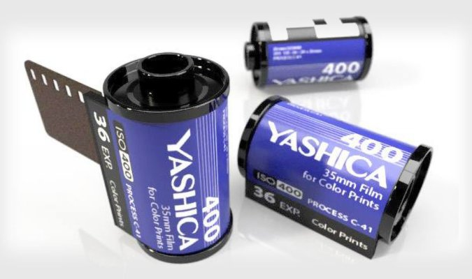 Yashica About to Launch 35mm Film, Photographers Uninterested 48