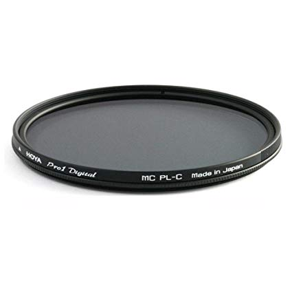 Hoya DMC PRO1 Digital Circular Polarizer Glass Filter Image