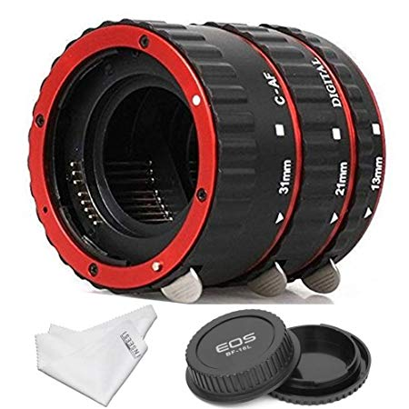 INSEESI Macro Lens Extension Tube Image