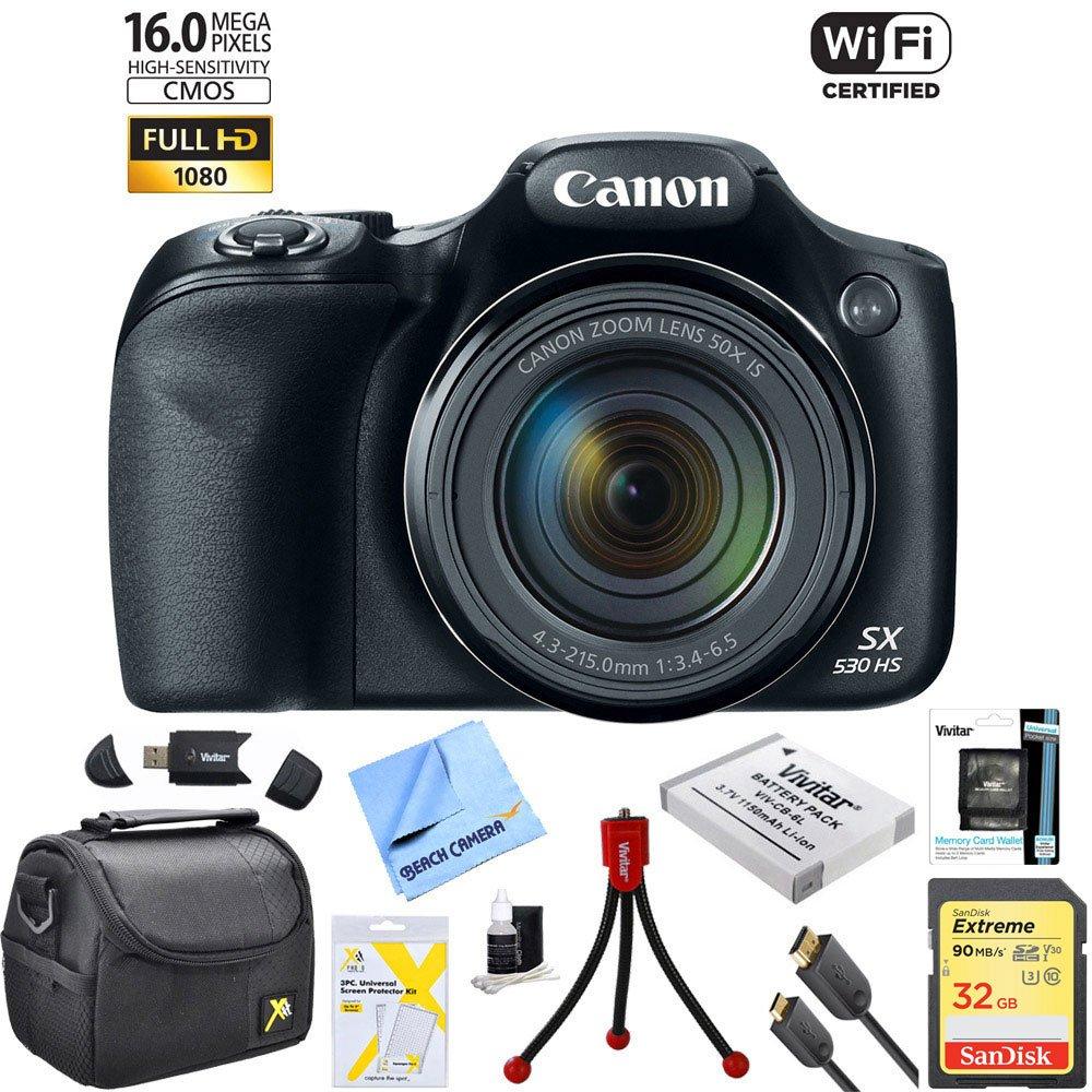 Canon PowerShot SX530 HS Image