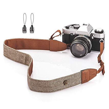 TARION Camera Shoulder Neck Strap Vintage Image