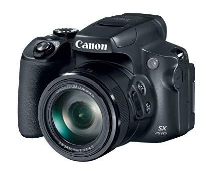Canon PowerShot SX70 HS Image