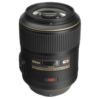 Nikon AF-S VR Micro-Nikkor 105mm f/2.8G IF-ED Image 2