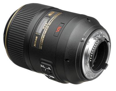 Nikon AF-S VR Micro-Nikkor 105mm f/2.8G IF-ED Image 3