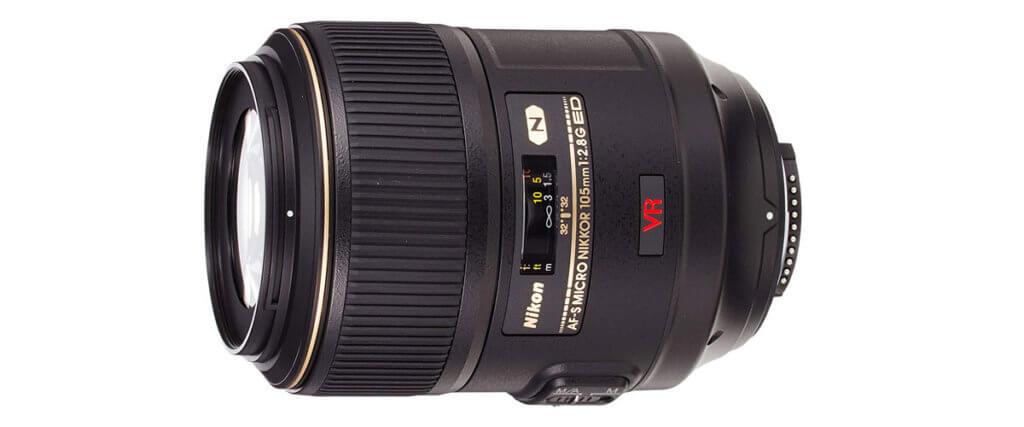 Nikon AF-S VR Micro-Nikkor 105mm f/2.8G IF-ED Image