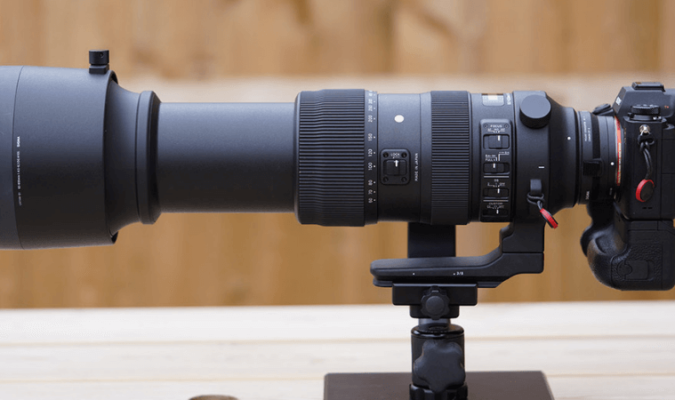SIGMA 60-600mm F4.5-6.3 DG OS HSM I S