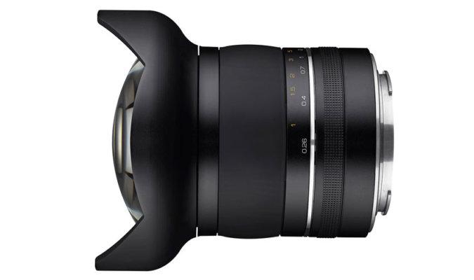 Samyang XP 10mm f/3.5 Image