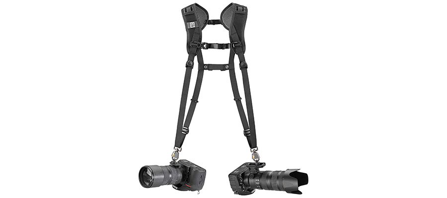 BlackRapid Double Breathe Camera Harness Image 2
