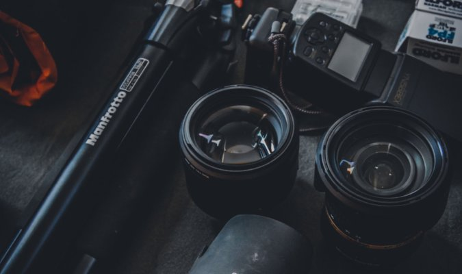 Camera accessories with Camera Lens Bags
