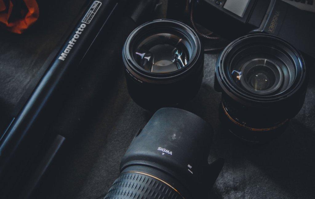 Lens Bags Image