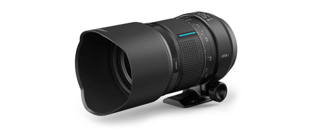 Irix 150mm f/2.8 Macro Dragonfly Image