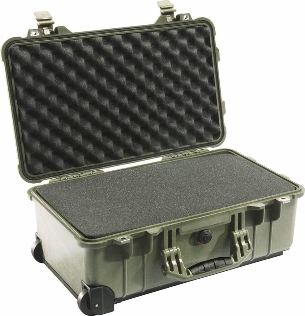 Pelican 1510 Case Review: Protect Your Gear 3