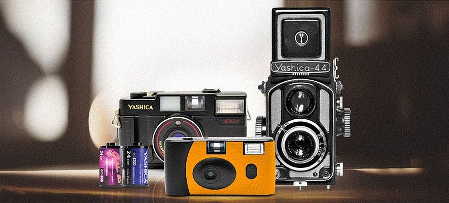 Yashica Turns to Kickstarter to Launch Three New Cameras 1