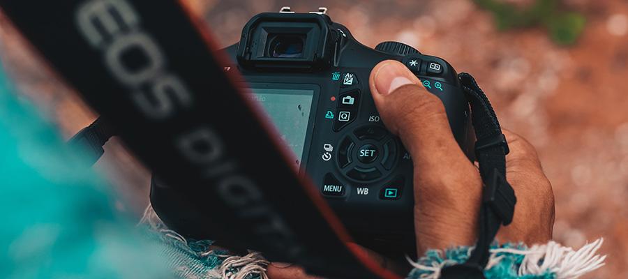Best Camera Straps Image