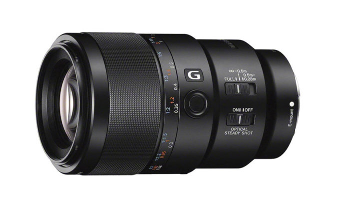 Sony FE 90mm f/2.8 Macro G OSS Image-3