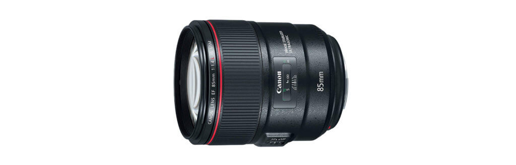Canon EF 85mm f/1.4L IS USM Image