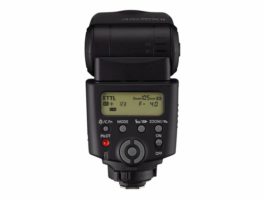 Canon Speedlite 430EX II Flash Image