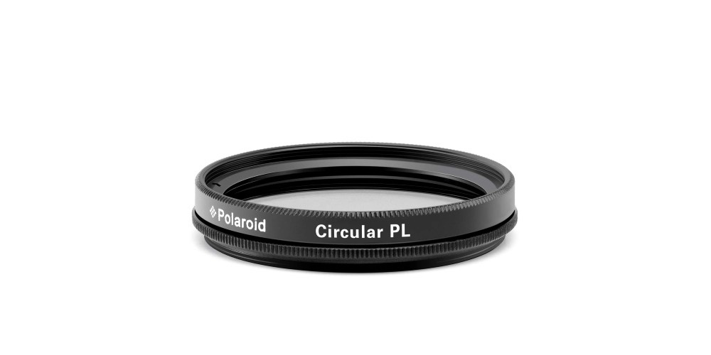 Polaroid Optics -49mm Multi-Coated Circular Polarizer Filter (CPL) Image