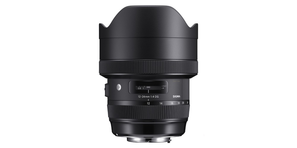 Sigma 12-24mm f/4 DG HSM Art Lens for Sigma SA Image