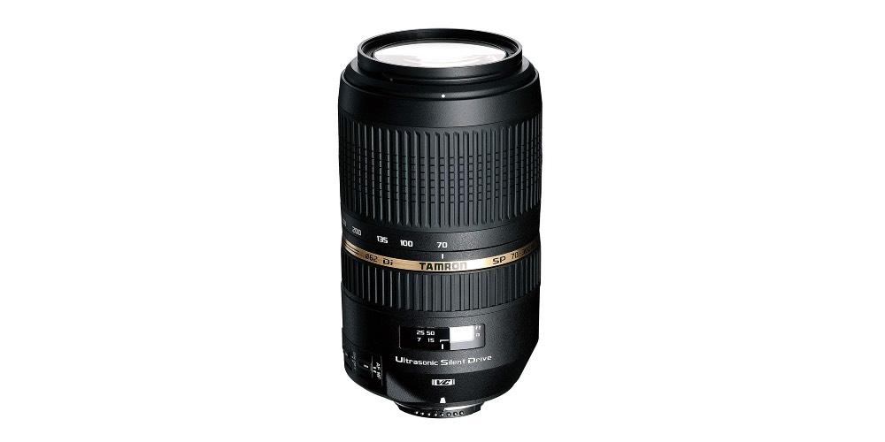 Tamron SP AF 70-300mm f/4-5.6 Di VC USD Image
