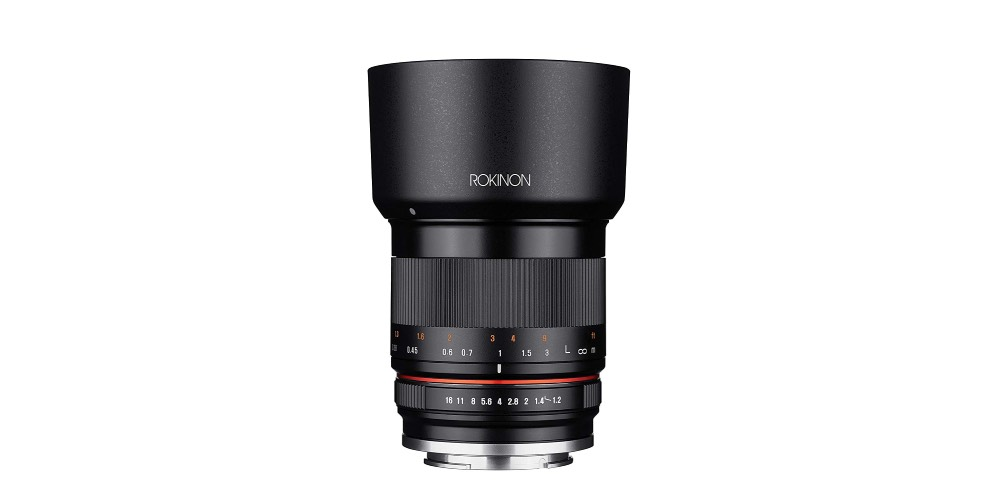 Rokinon SP 35mm f/1.2 Image