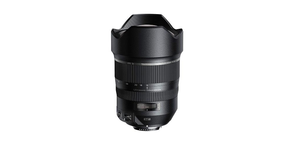 Tamron SP 15-20mm f/2.8 Di VC USD Image