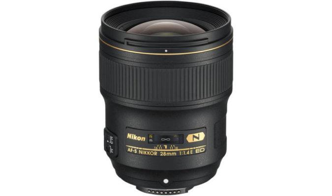 Nikon AF-S Nikkor 28mm f/1.4E ED Image