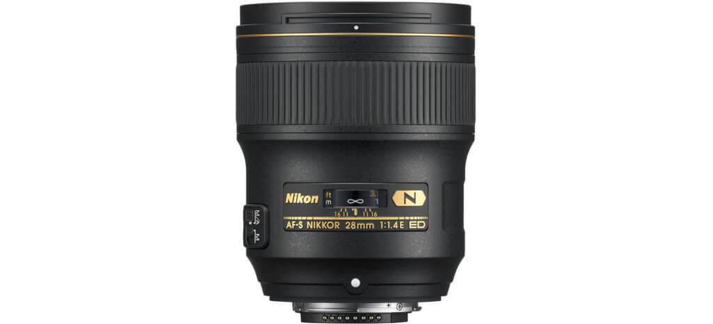 Nikon AF-S Nikkor 28mm f/1.4E ED Image 2