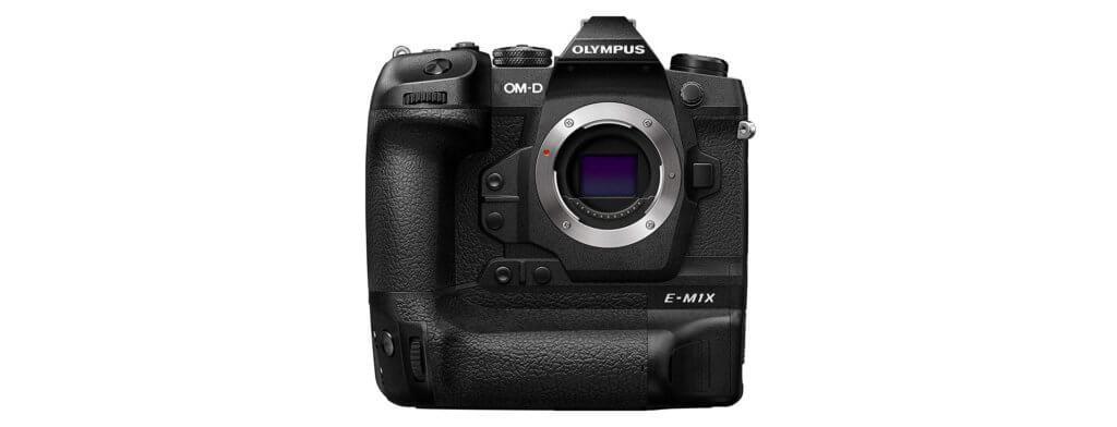 Olympus OM-D E-M1X Firmware Updates Image