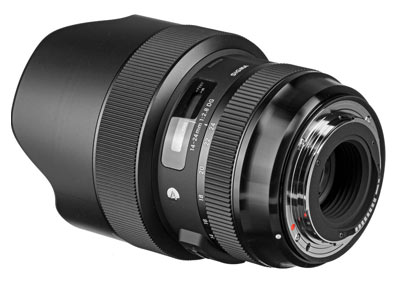The Sigma 14-24mm f/2.8 DG HSM Art Lens Image