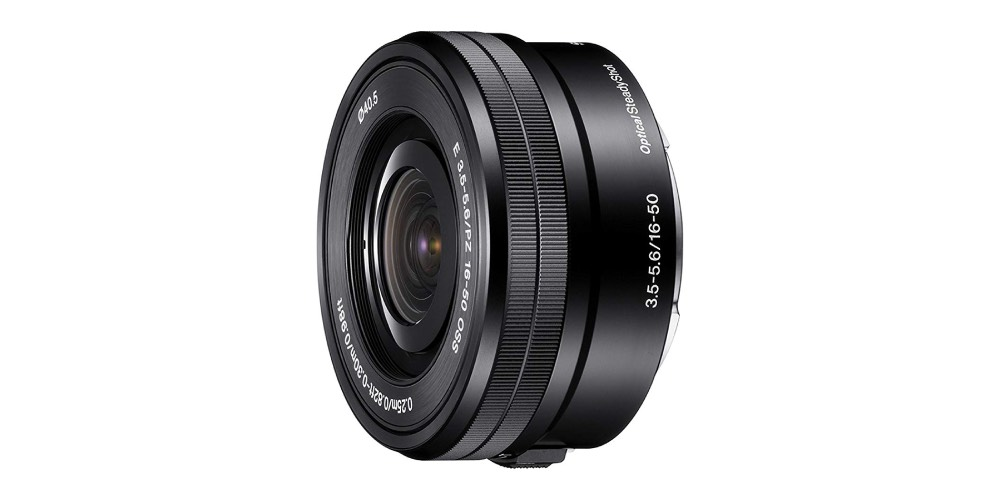 Sony E PZ 16–50mm f/3.5–5.6 OSS Image