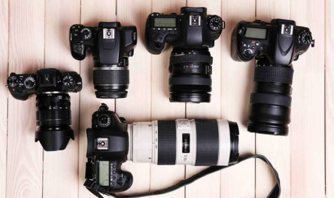 Upgrade Your Camera Image
