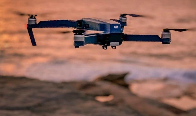 Professional Camera Drones Image