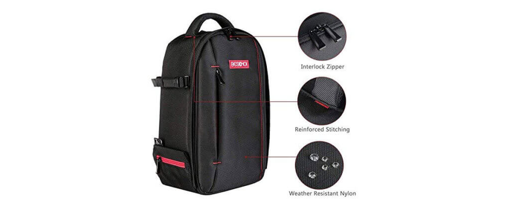 Beschoi Camera Backpack image