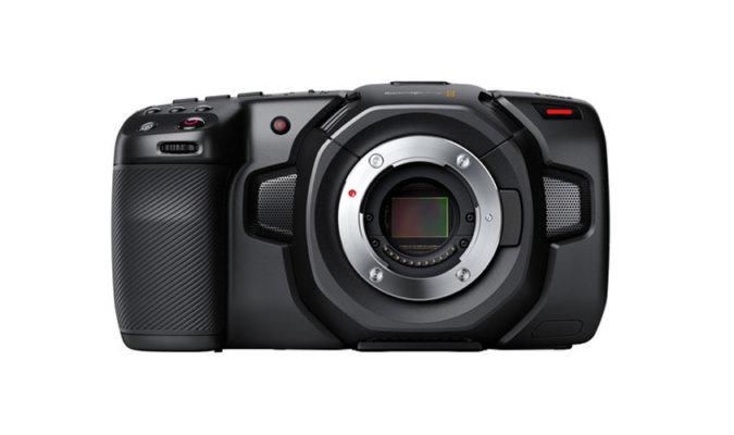 Blackmagic Pocket Cinema Camera 4K image